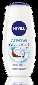 Nivea Creme Coconut Shower Cream - 250ml