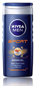 Nivea Men Sport Shower Gel - 500ml
