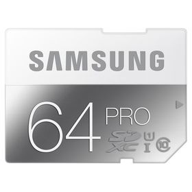 Samsung 64GB Pro SDHC Card