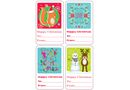 Family Collection Stick-on Labels - Pack of 16