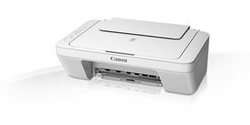 Canon PIXMA MG2940 A4 3-in-1 Printer -White