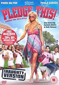 Pledge This! (DVD)
