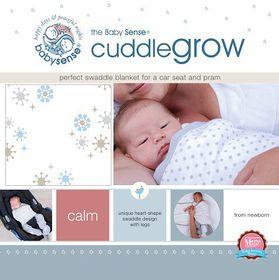 Babysense - Cuddlegrow - Blue