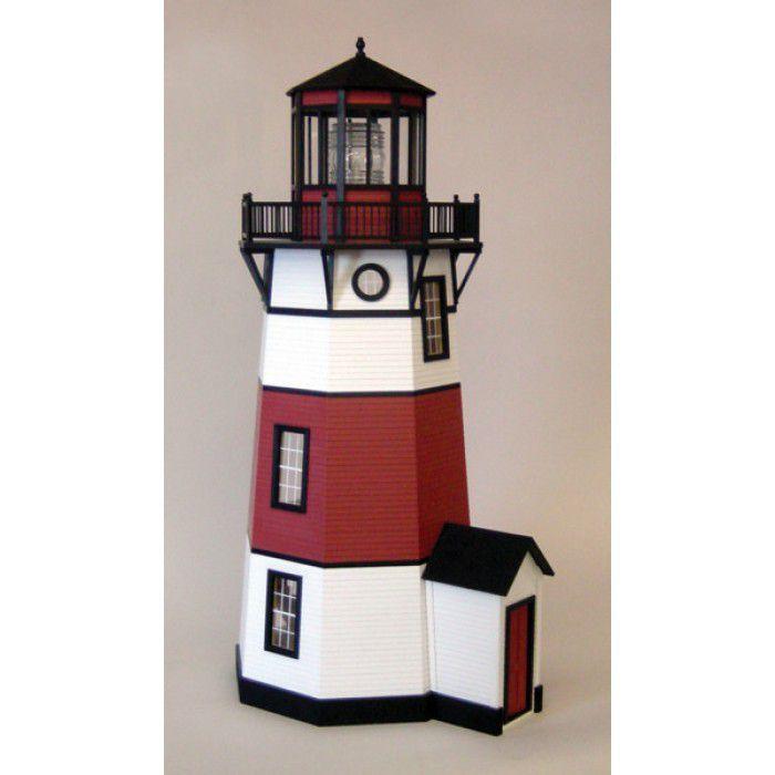Dollhouse Kits Real Good Toys Real Good Toys Dollhouse Kit New England Lighthouse Dollhouse Loading