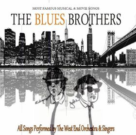 The Blues Brothers - Various Artists (CD)