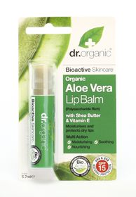 Dr. Organic Skincare Aloe Vera Lip Balm