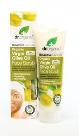 Dr. Organic Skincare Virgin Olive Oil Face Scrub