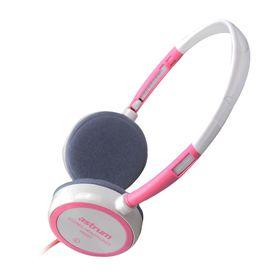 Astrum Slim Lightweight Headset - Pink