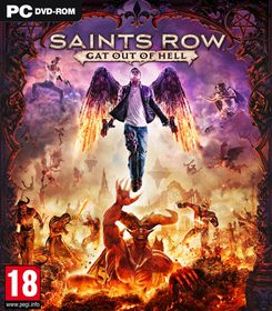 Saints Row IV: Gat Out Of Hell (PC DVD)