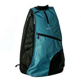 """BLACK Anytime Buddi Backpack 15.6"""" - Green"""