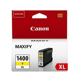 Canon MAXIFY PGI-1400XL Ink Tank - Yellow