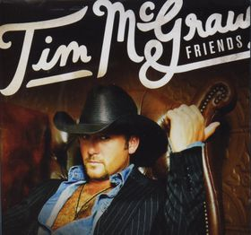 Tim Mcgraw - Tim & Friends (CD)