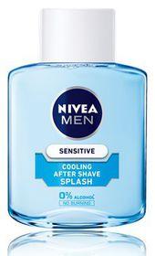 Nivea Men Sensitive Cooling After Shave Splash - 100ml