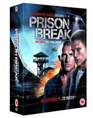 Prison Break - Series 1-4 - Complete