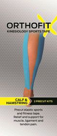 Orthofit X Kinesiology Sports Tape - Calf & Hamstring