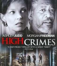 High Crimes [Blu-ray]