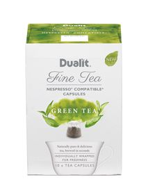 Dualit - NX Fine Capsules - Green Tea