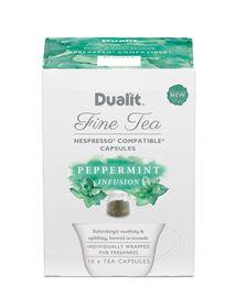 Dualit NX Fine Capsules - Peppermint Tea