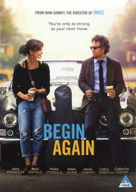 Begin Again (DVD)