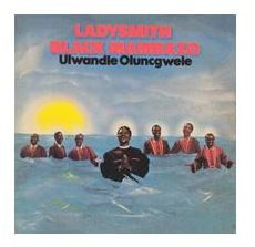 Ladysmith Black Mambazo - Ulwandle Olungcwele. (CD)