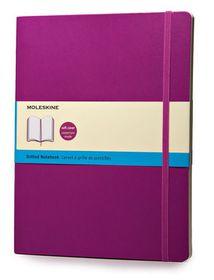 Moleskine Soft Purple Extra Large Dotted Notebook