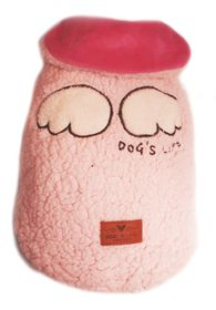 Dog's Life - Wings Cape - Pink - Extra Small