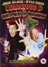 Tenacious D in the Pick of Destiny (DVD)