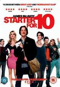 Starter for 10 (DVD)