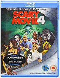 Scary Movie Blu Ray (Blu-ray)