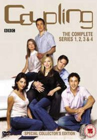 Coupling: Complete Series 1 - 4 (DVD)