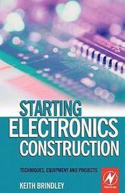 Starting Electronics Construction