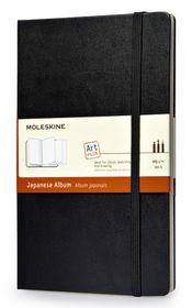 Moleskine Classic Black Large Japanese Album