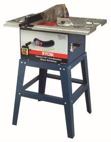 Ryobi - Table Saw 1500 Watt 15.9mm Bore With Legs - 254mm
