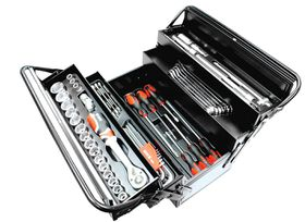 Yato - C-Lever Tool Box Tool Set - 63 Piece