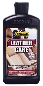 Shield - Leather Care 400Ml