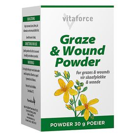 Herbaforce Graze & Wound Powder 30g