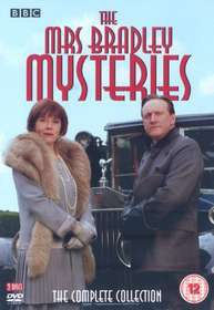 Mrs. Bradley Mysteries - (Import DVD)