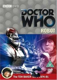 Doctor Who - Robot - (Import DVD)