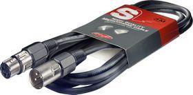 Stagg SMC6 6m XLR-XLR Microphone Cable