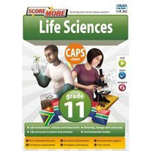ScoreMore Life Science - Grade 11