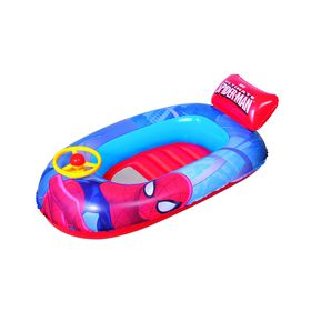 Bestway - Spiderman Pool Boat - Red