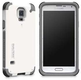 Pure Gear Samsung S5 Dualtek - White