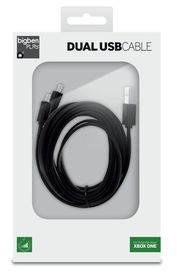 BigBen Xbox One Dual Charging USB Cable