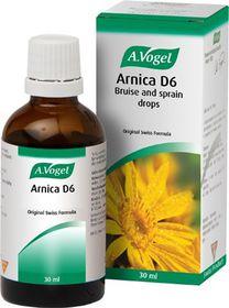 A.Vogel Arnica D6 - 30ml