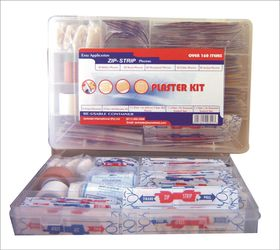 Levtrade Plaster Set In Box - 160 Items