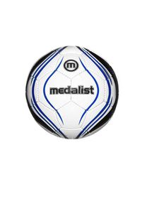 Medalist Club Soccer Ball Size 3 - Blue