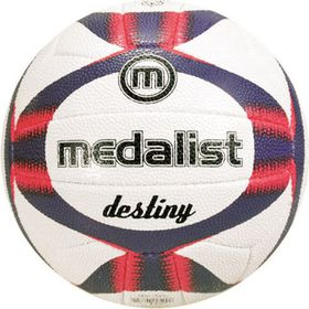 Medalist Destiny Netball Ball Size 5