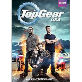 Top Gear:Complete Fourth Season - (Region 1 Import DVD)