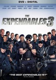 Expendables 3 - (Region 1 Import DVD)