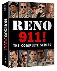 Reno 911:Complete Series - (Region 1 Import DVD)